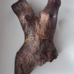 vrouw sculptuur